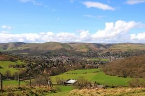 Church Stretton & the Long Mynd
